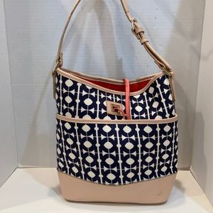 Spartina 449 Shoulder Bag in Hilton Head pattern